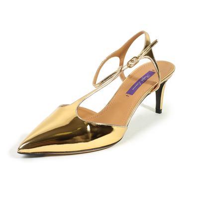 Ralph Lauren Size 38 Dillyn Heels