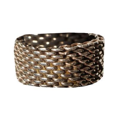 Tiffany & Co Size 8 Mesh Ring