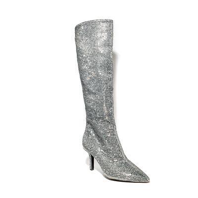 Michael Kors Size 7 Rhinestone Boots