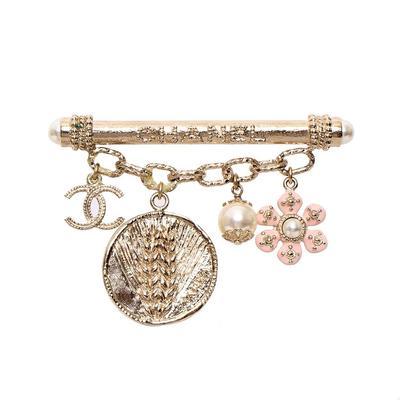 Chanel Charm Brooch