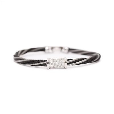 Charriol 750 + Diamond Bracelet