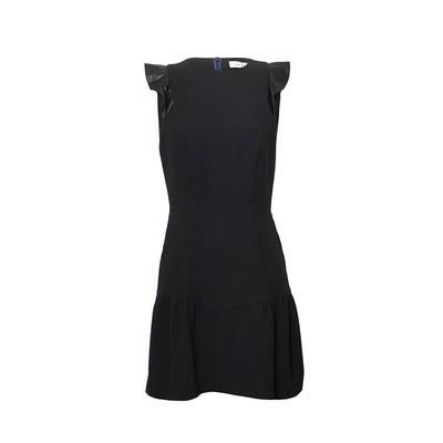 Sandro Size 1 Black Dress