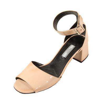 Prada Patent Size 8 Leather Heels