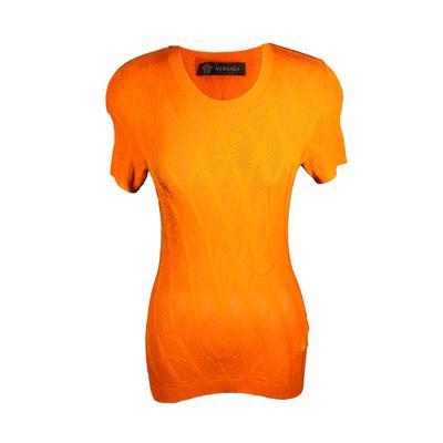 Versace Size 42 Knitwear Pull Shirt 2019
