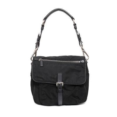 Prada Black Nylon Bag