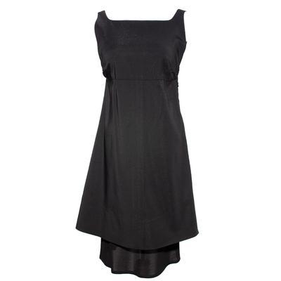 Chanel Size 40 Black Short Dress