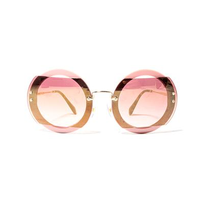 MIU MIU Pink Sunglasses