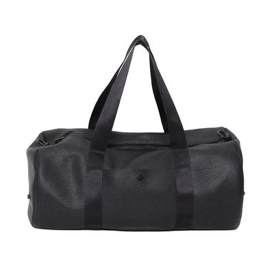 Ampersand As Apostrophe Black Duffle Bag