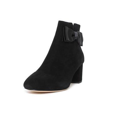 Kate Spade Size 9 Black Booties