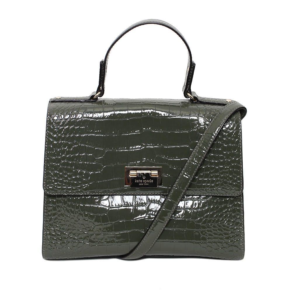 Kate Spade Croc Embossed Bag