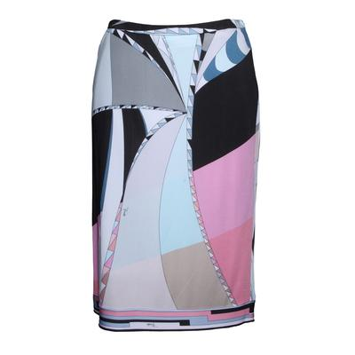 Emilio Pucci Size 8 Skirt