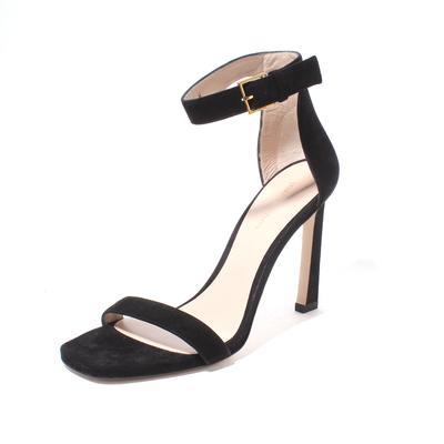 Stuart Weitzman Size 8 Black Heel