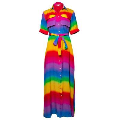 All Things Mochi Size Small Rainbow Dress