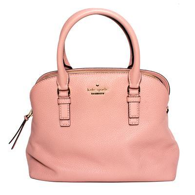 Kate Spade Pink Leather Handbag