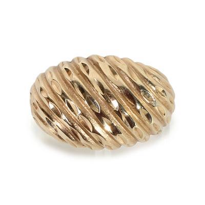 MC Domed Ring