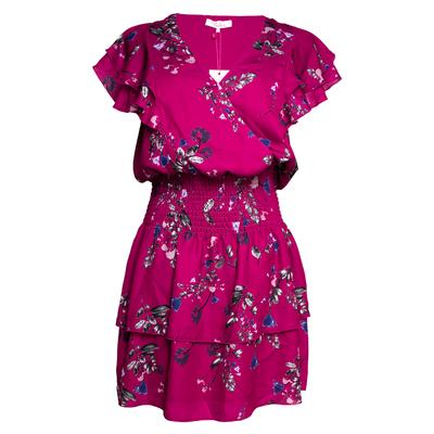 Parker Size Medium Floral Short Dress