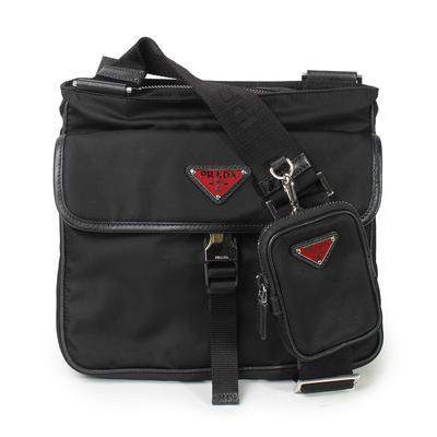 Prada Re-Edition Nylon Messenger Bag