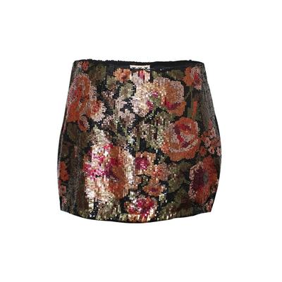 Haute Hippie Size Small Sequin Skirt
