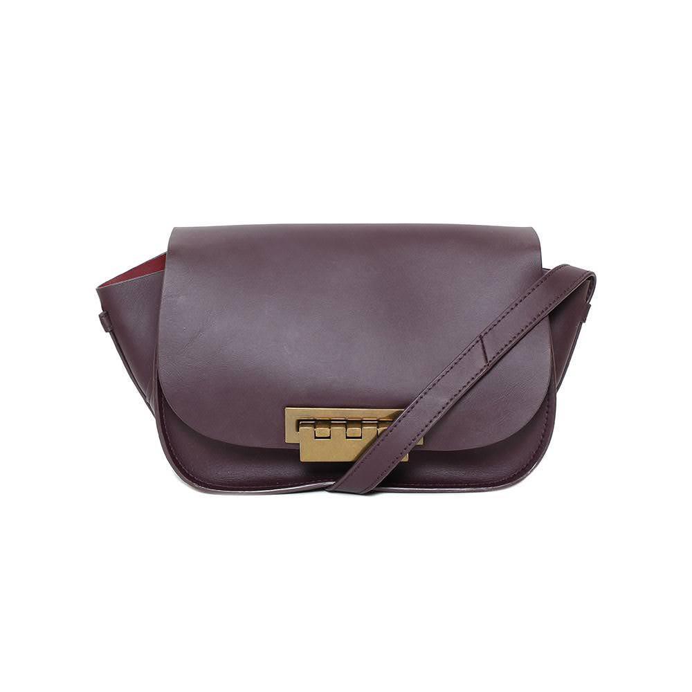Zac Posen Purple Bag