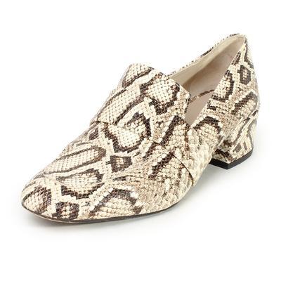 Freda Salvador Size 8 Snake Skin Flats