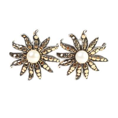 John Hardy Ayu Jasmine Earrings