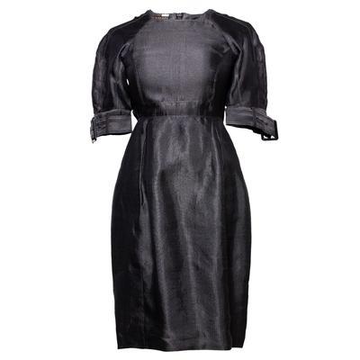 Burberry Size Small Grey Dress