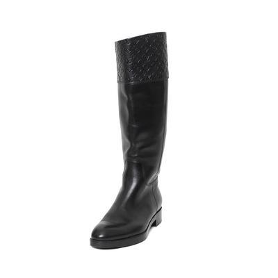 Louis Vuitton Size 38.5 Leather Boots