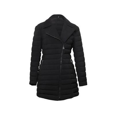Moncler Size Large Black Puffer Coat