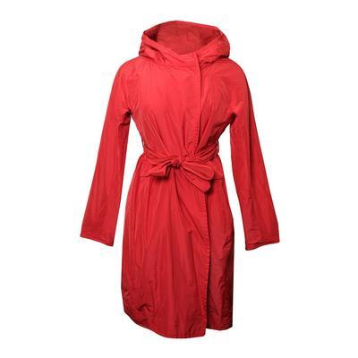 Max Mara Size 4 Red Coat