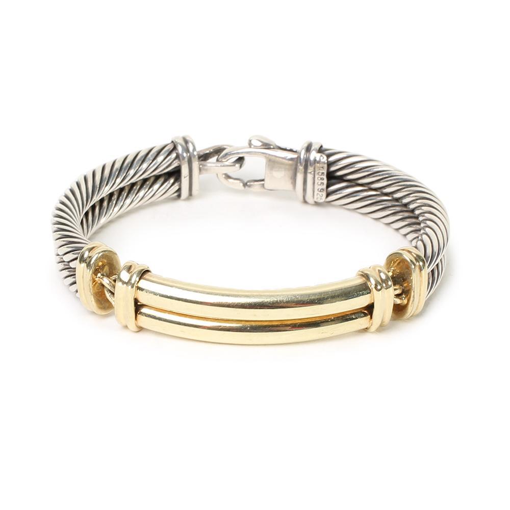 David Yurman Metro Cable Bracelet