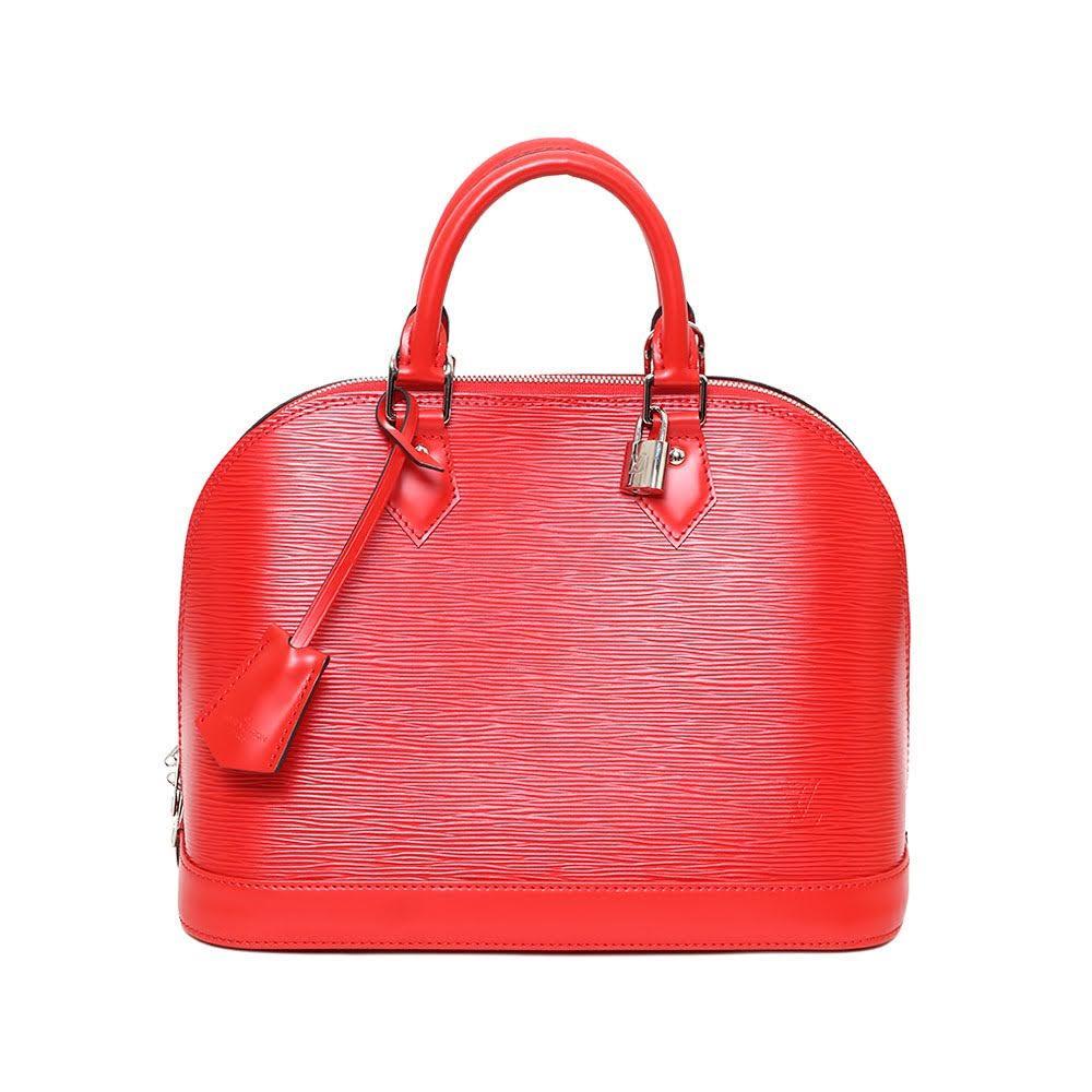 Louis Vuitton Alma Epi Bag