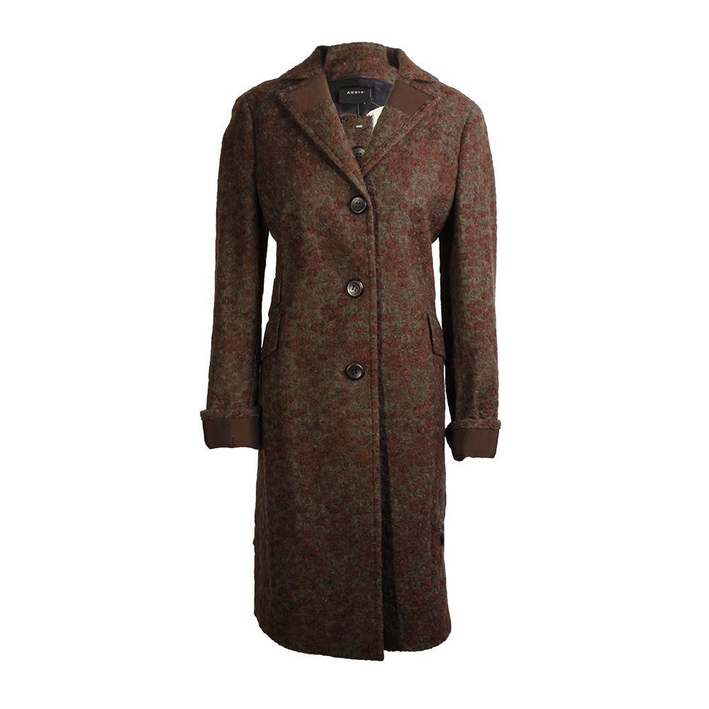 A- K- R- I- S Size 6 Vintage Wool Coat
