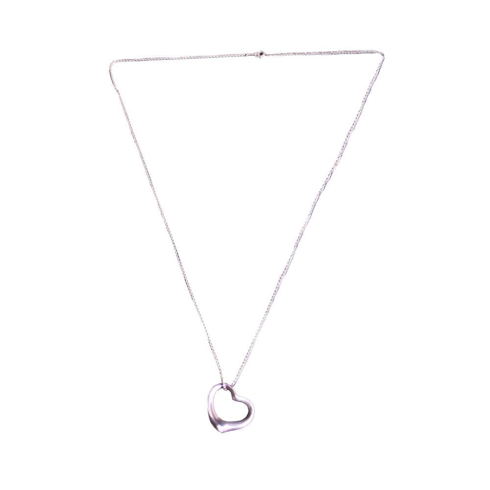 Tiffany & Co.Open Heart Necklace
