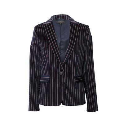 Rag & Bone Size 2 Pinstripe Blazer