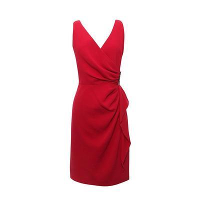Teri Jon Size 10 Red Dress