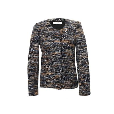 IRO Size Small Knit Brown Blazer