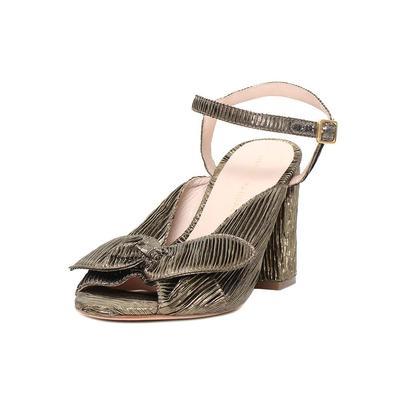 Loeffler Randall Size 7 Crinkle Heel