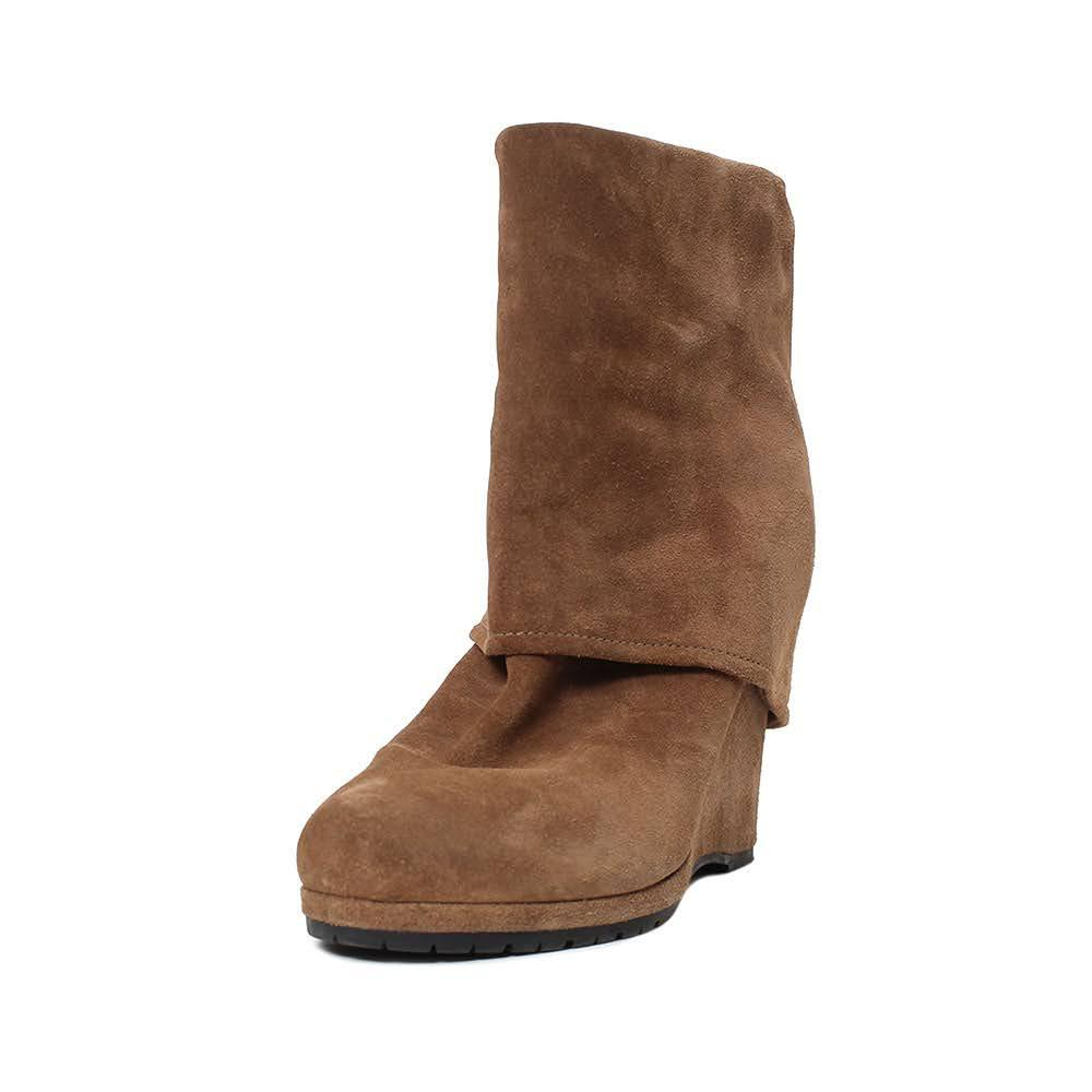 Prada Size 38 Suede Boots
