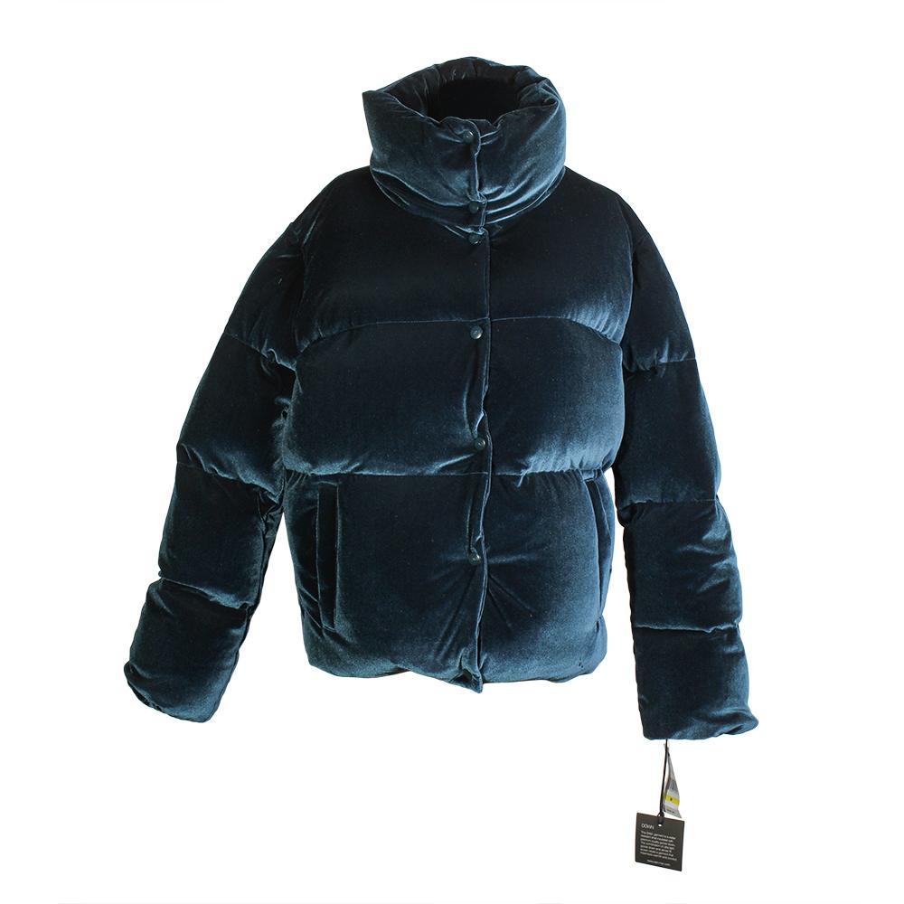 Sam New York Size Medium Velvet Sophia Jacket