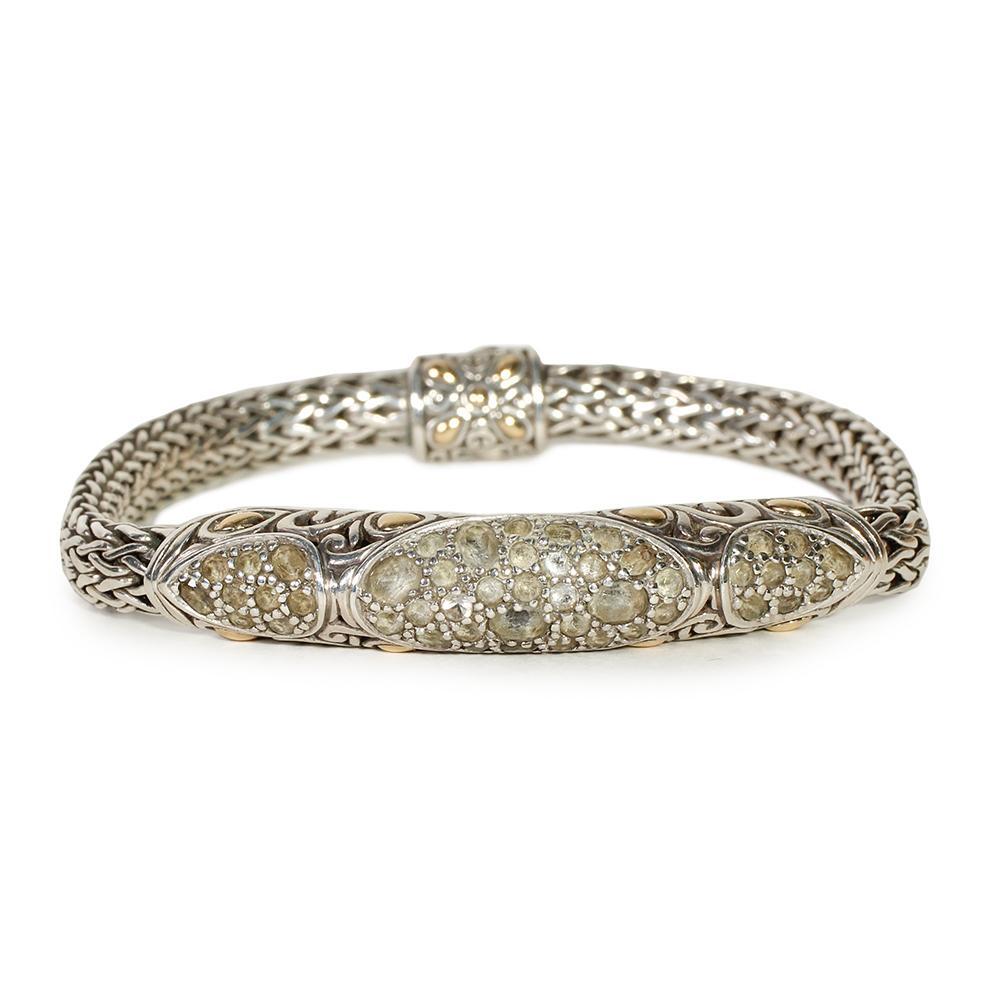 John Hardy Moonstone Bracelet