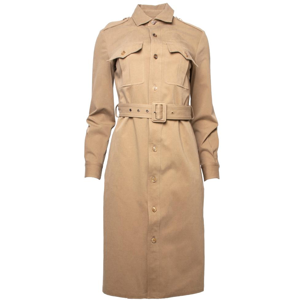 Ralph Lauren Size 2 Tan Jacket Dress