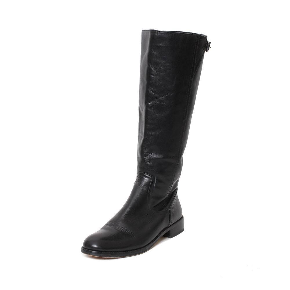 Coach Miriam Size 6 Black Boots