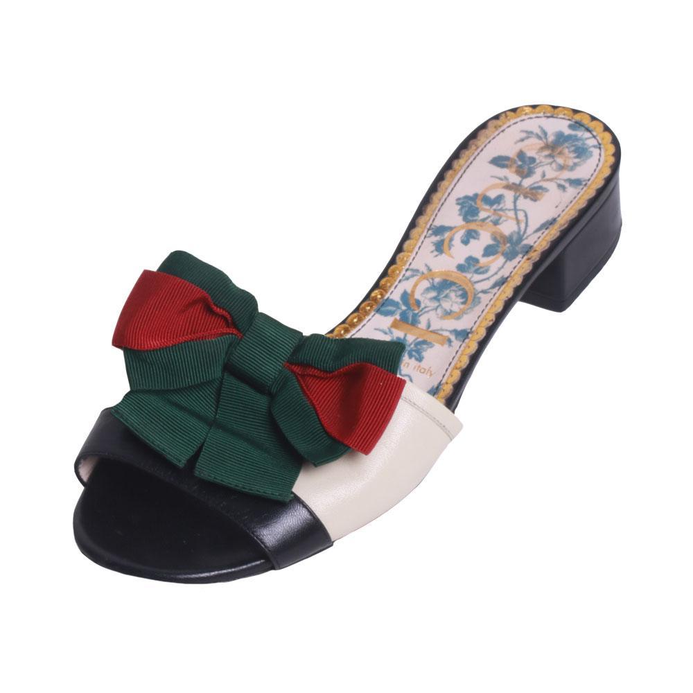 Gucci Size 38 Sylvie Slides