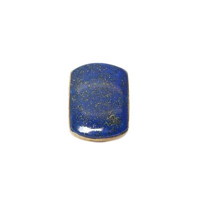 MIE Blue Gemstone Ring