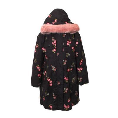 Kate Spade Size Medium Floral Coat