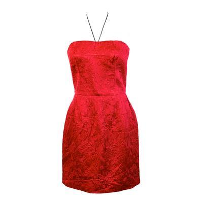 Dolce & Gabbana Size 42 Red Dress