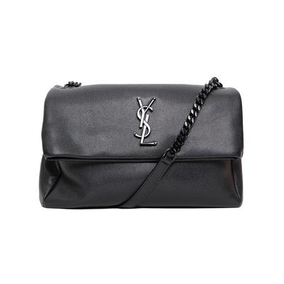 YSL Black West Hollywood Bag