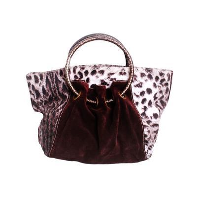 Just Cavalli Leopard Handbag