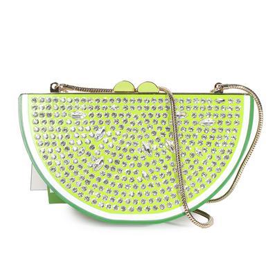 Kate Spade Breathe of Fresh Air Lime Slice Crossbody