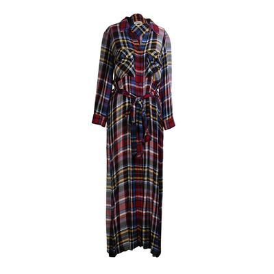 L'Agence Cameron Size Medium Maxi Dress